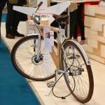 Un vélo en bois